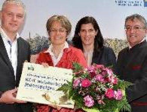 K & K Weinherbst-Fest Jedenspeigen zum TOP-Weinfest des Jahres 2014 gekürt