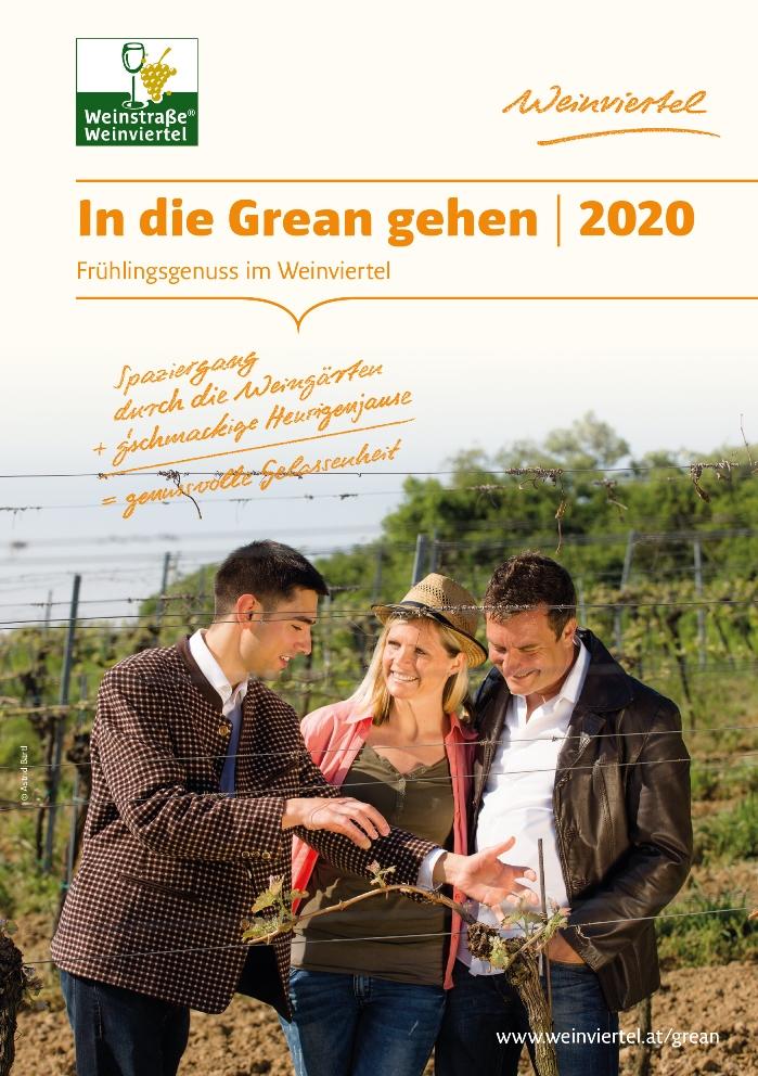 In die Grean gehen 2020